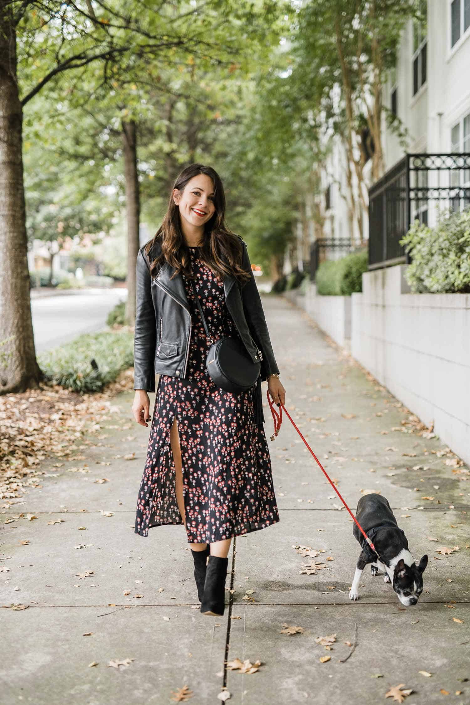 More Fall Midi Dresses Please!