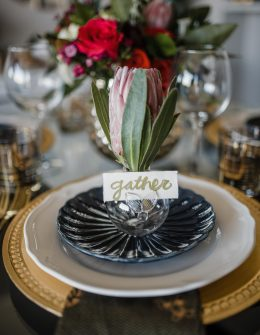 How To Set A Table The Right Way For Guests