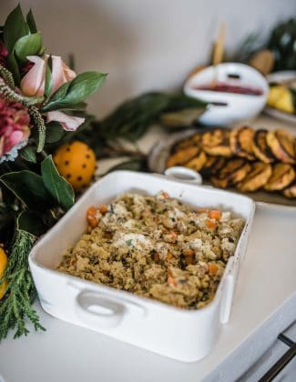 thanksgiving stuffing recipe italian sausage - My Style Vita