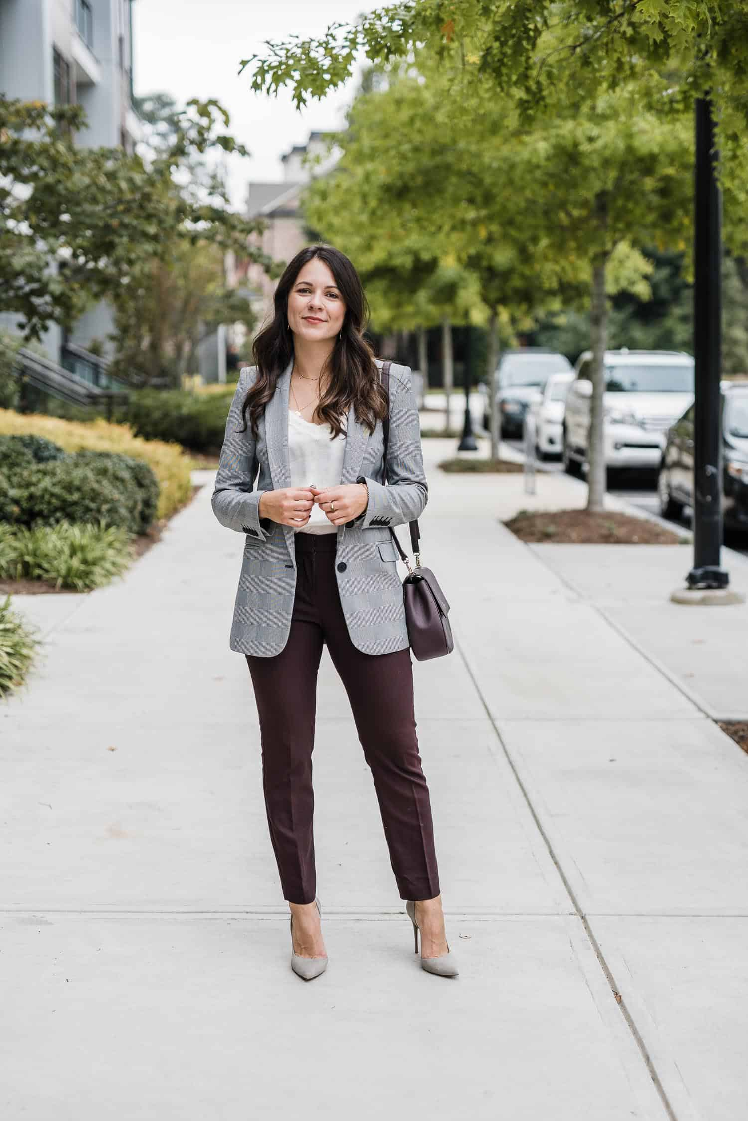 what to wear to the office, 9-5 outfit ideas