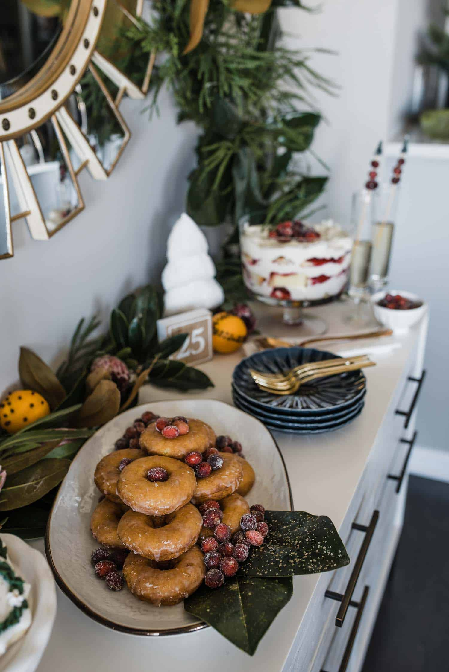 5 Secrets To An Effortless And Beautiful Dessert Bar