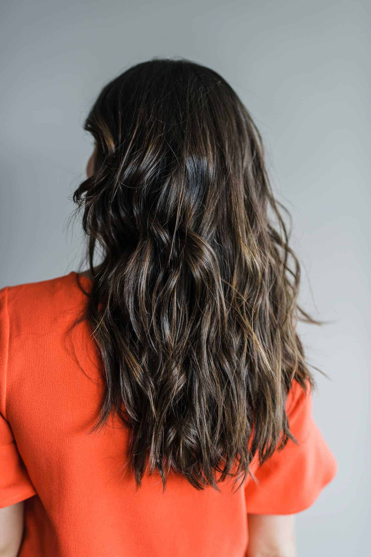 My Step By Step Tutorial For Effortless Beachy Waves