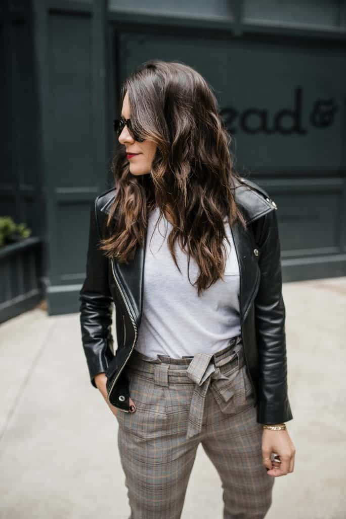 The Edgy Cool Girl Way