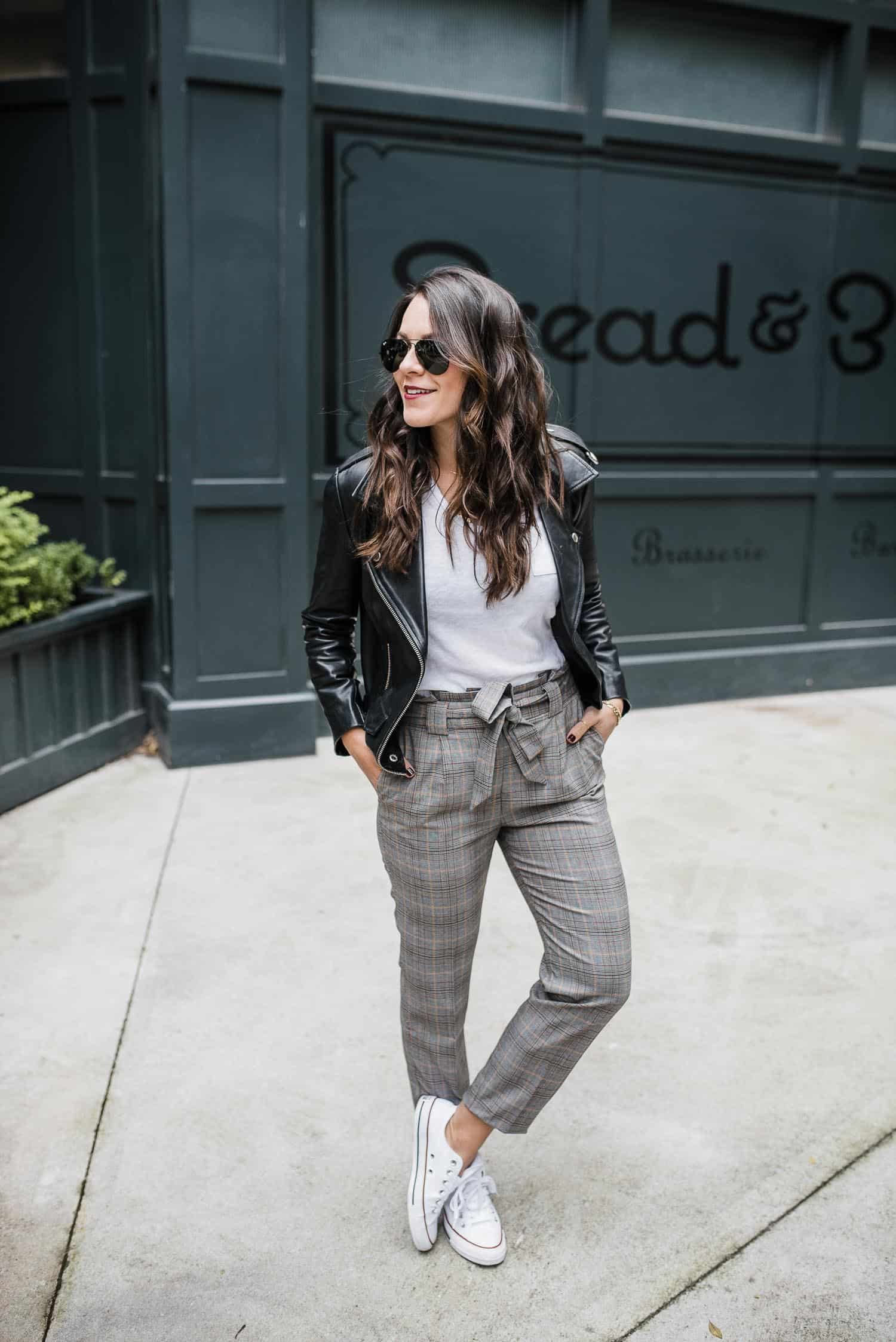 How To Dress Down Your Favorite Work Pants
