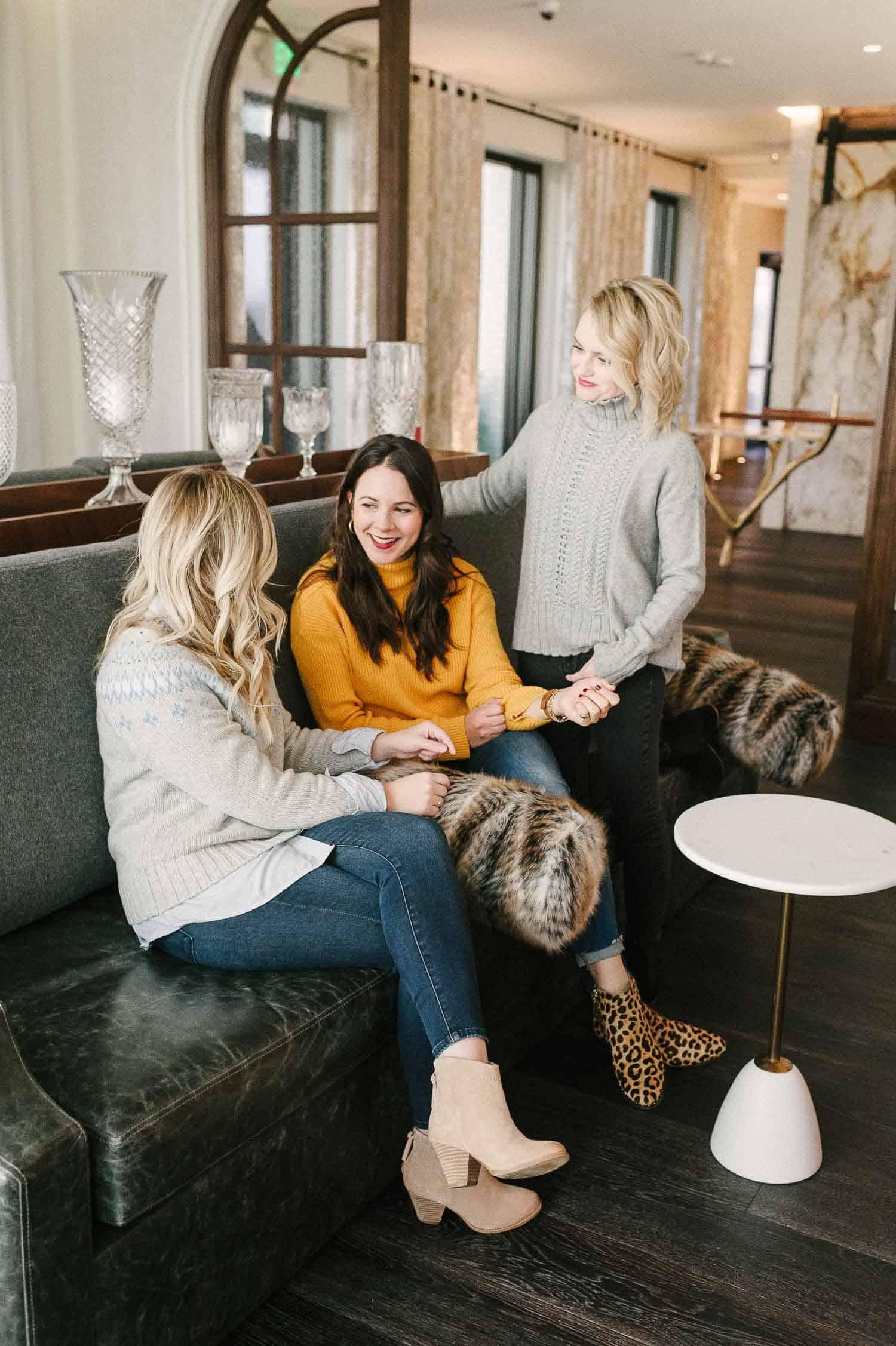 Charleston hotels, Hotel Bella Grace, girls trip ideas, reasons to take a girls trip - My Style Vita