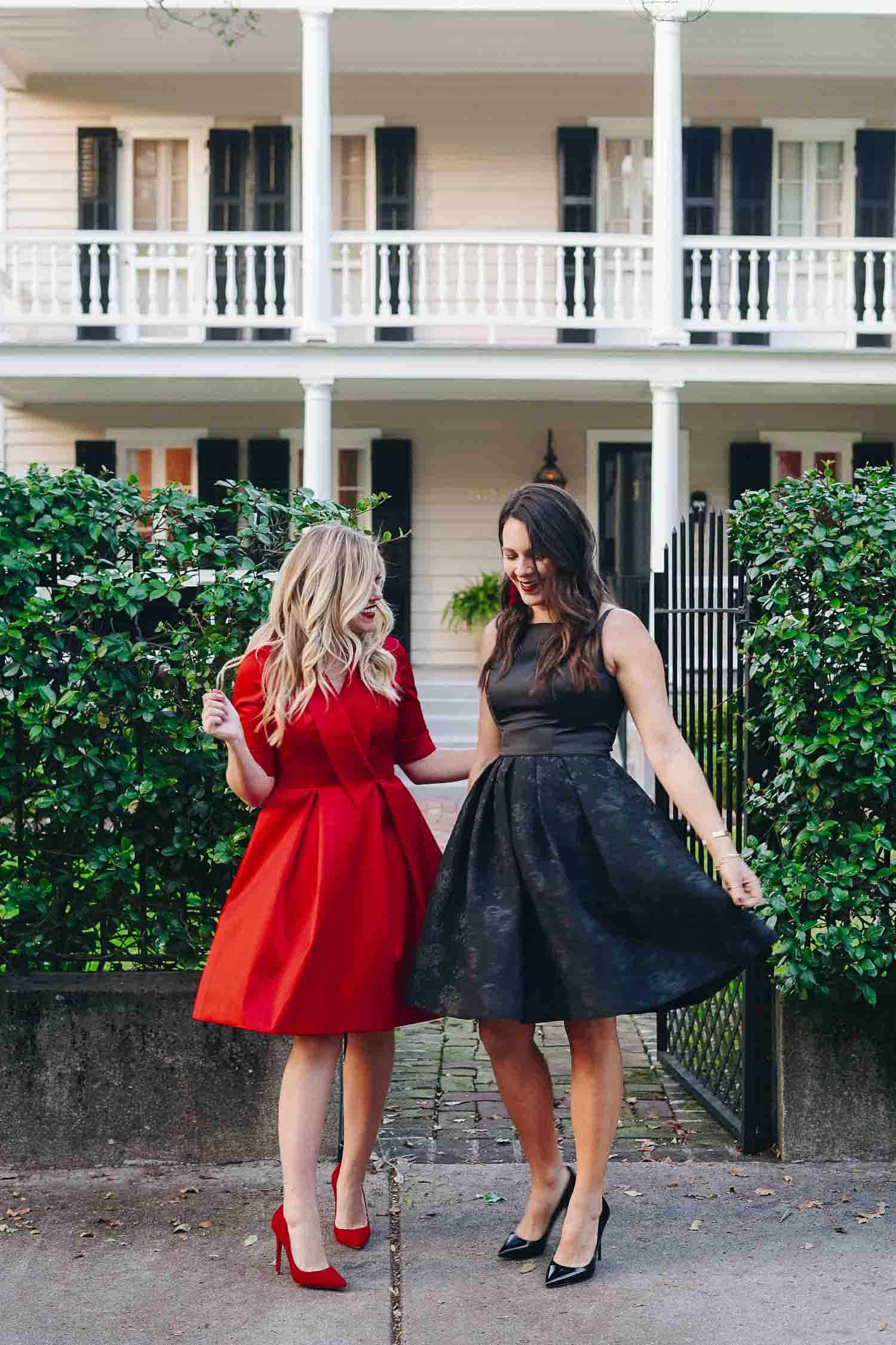 Black Dress • Ruby Dress