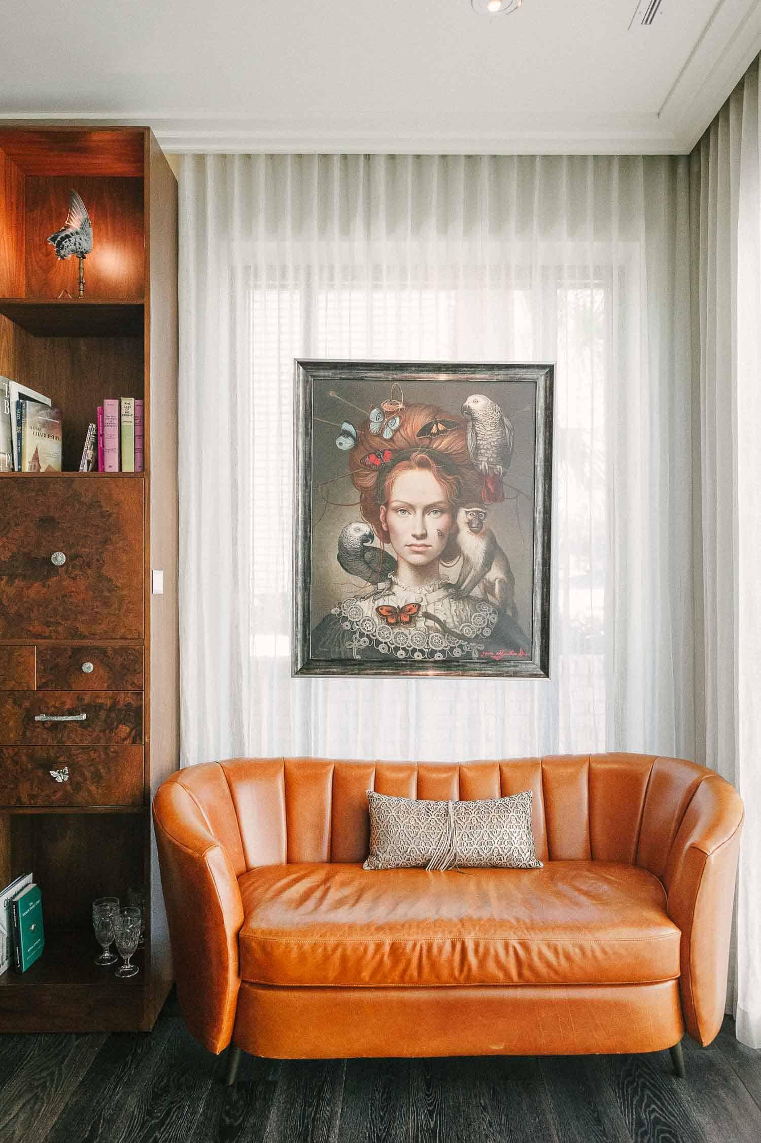 Hotel Bella Grace, best Charleston hotel in downtown - My Style Vita