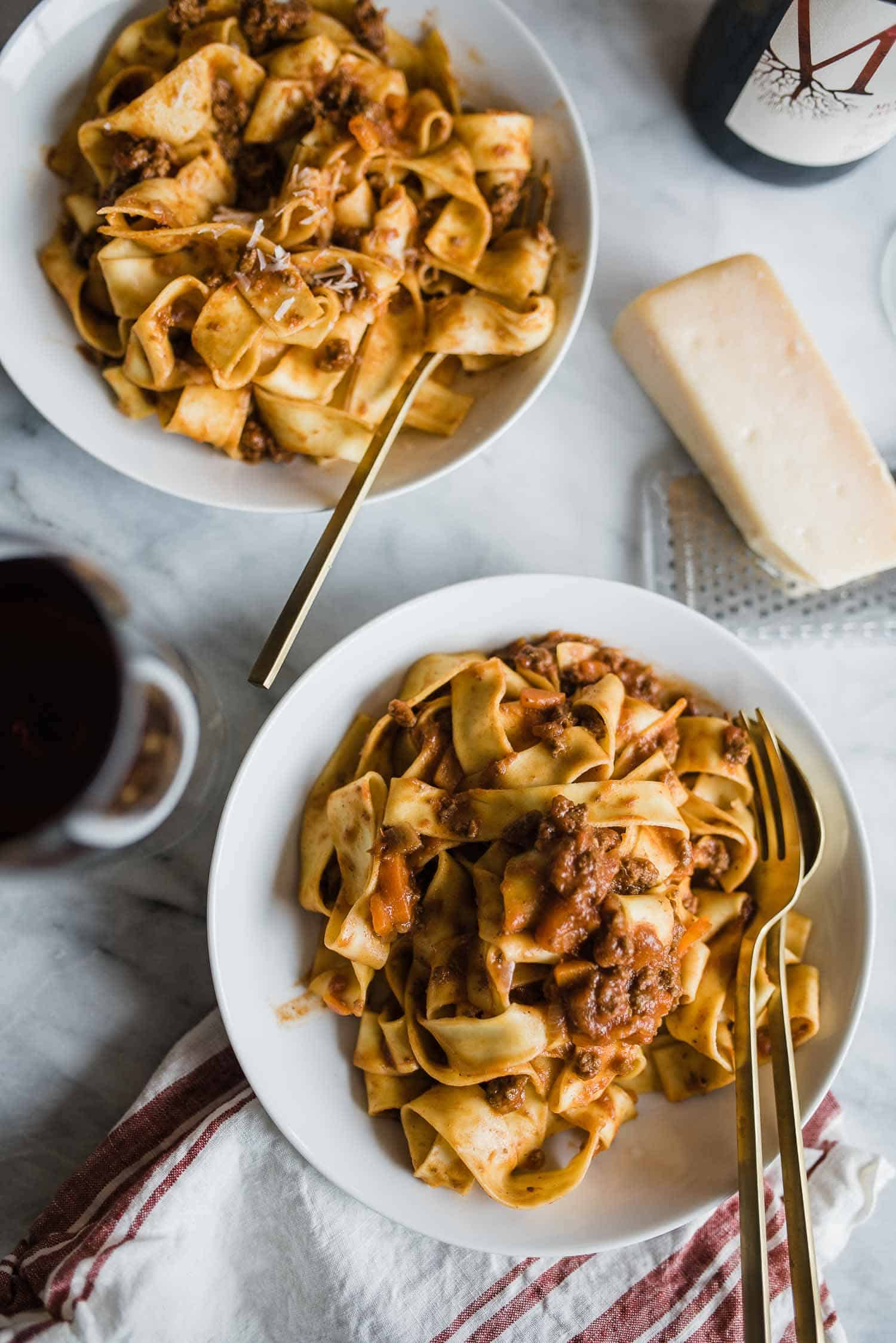 How To Make My Official Camerata Bolognese Recipe