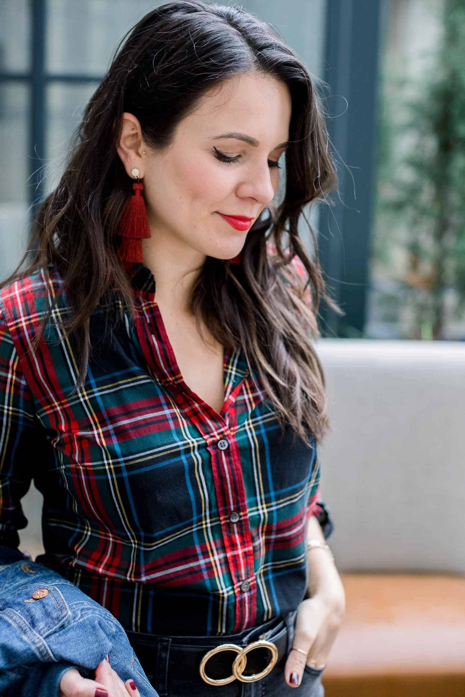 Tips To Elevate Your Everyday Outfit For The Holidays - Jessica Camerata