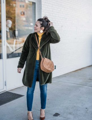 The Faux Fur Coat I Unexpectedly Fell In Love With