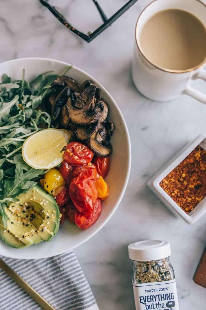 Healthy Breakfast Bowl Recipe
