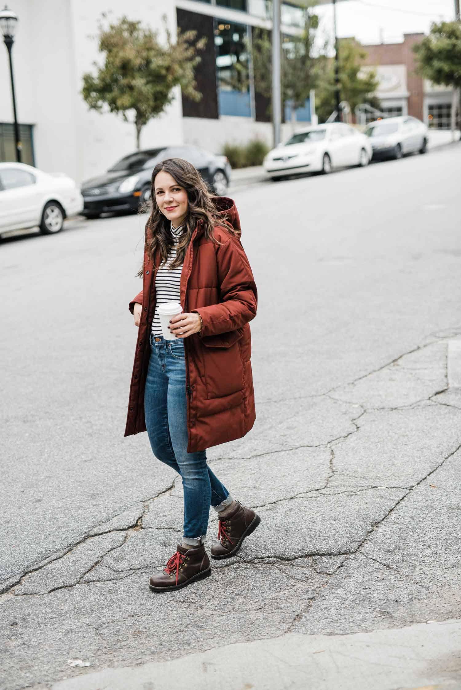 Everlane Coat - My Style Vita