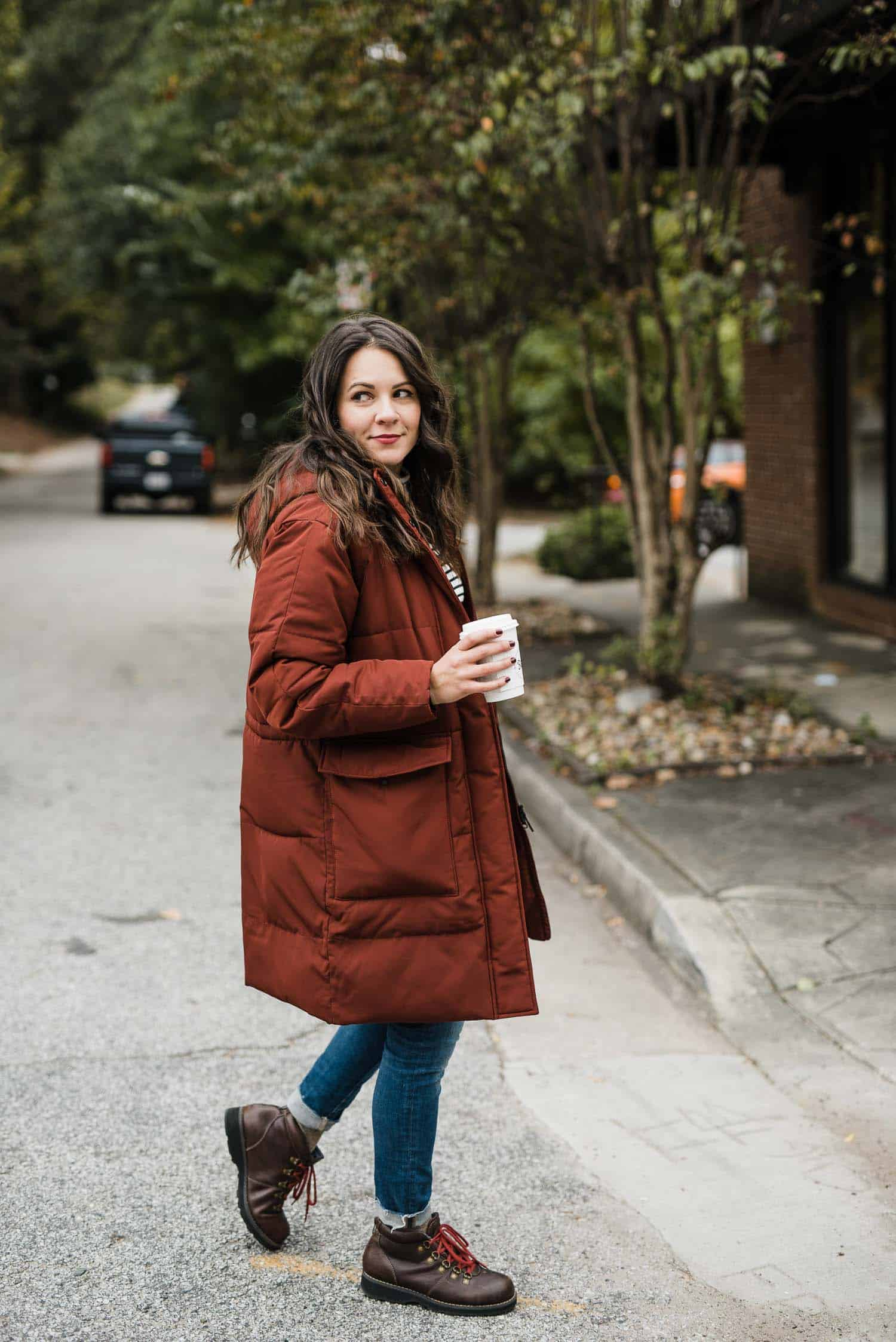 Everlane Winter Coat Collection Review