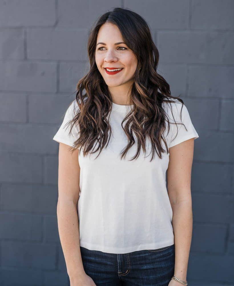 The Best White T-Shirts by Jessica Camerata