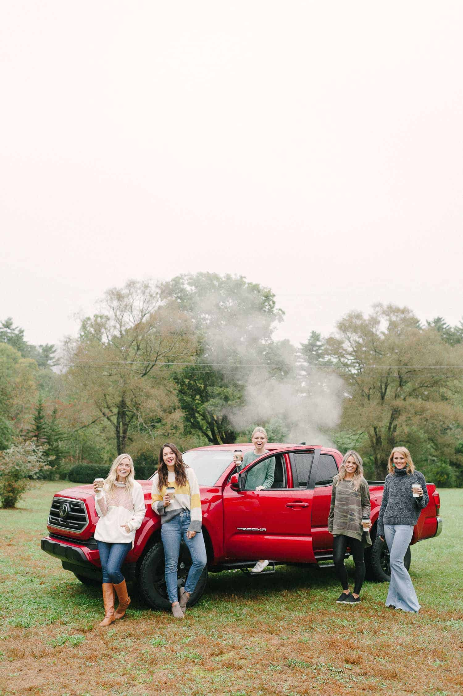 An Affordable Weekend Trip with  Toyota Tacoma