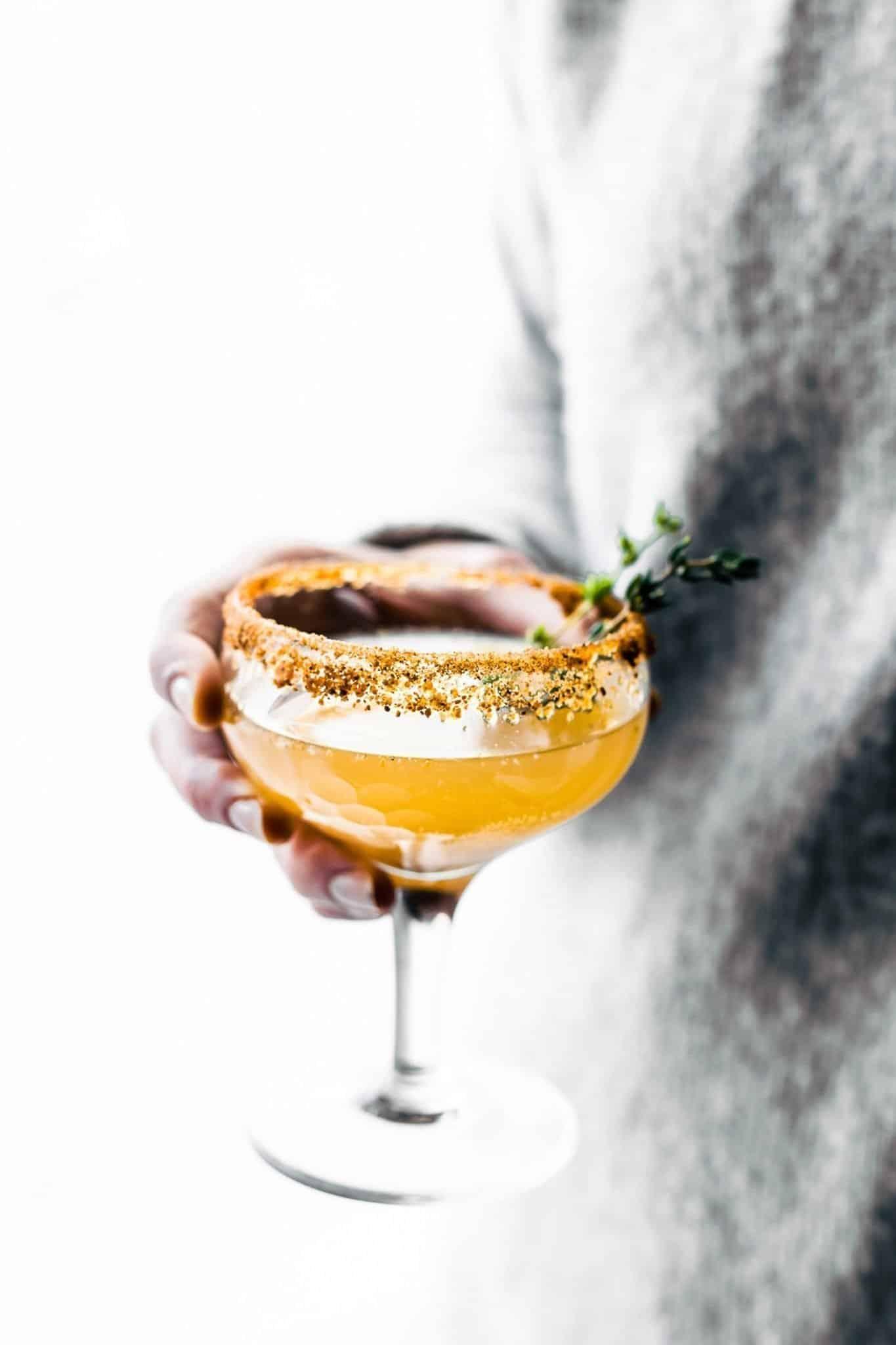 Apple Jack Martini - apple cider martini ideas