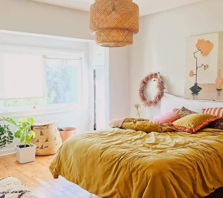 Yellow Decor Color Combinations