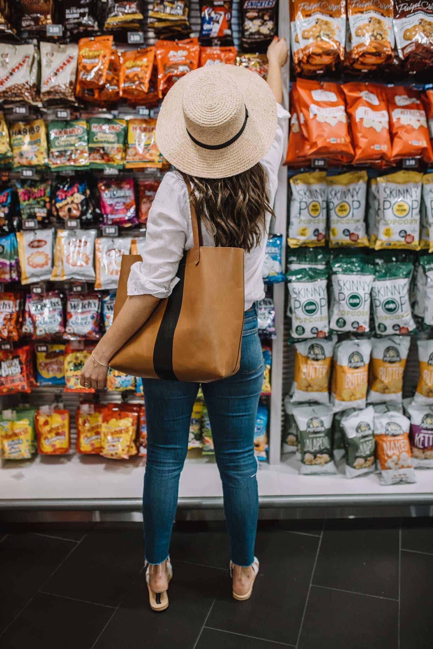 Airport Snack Ideas by Jessica Camerata