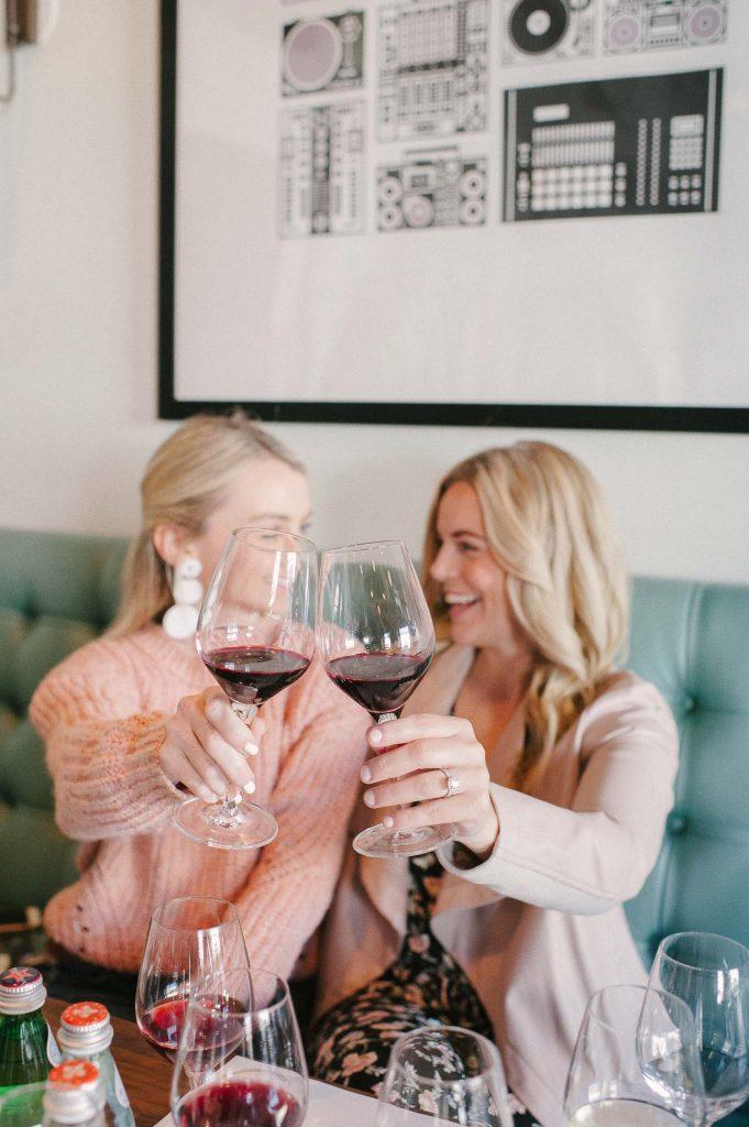 Cheers at Charleston Wine + Food
