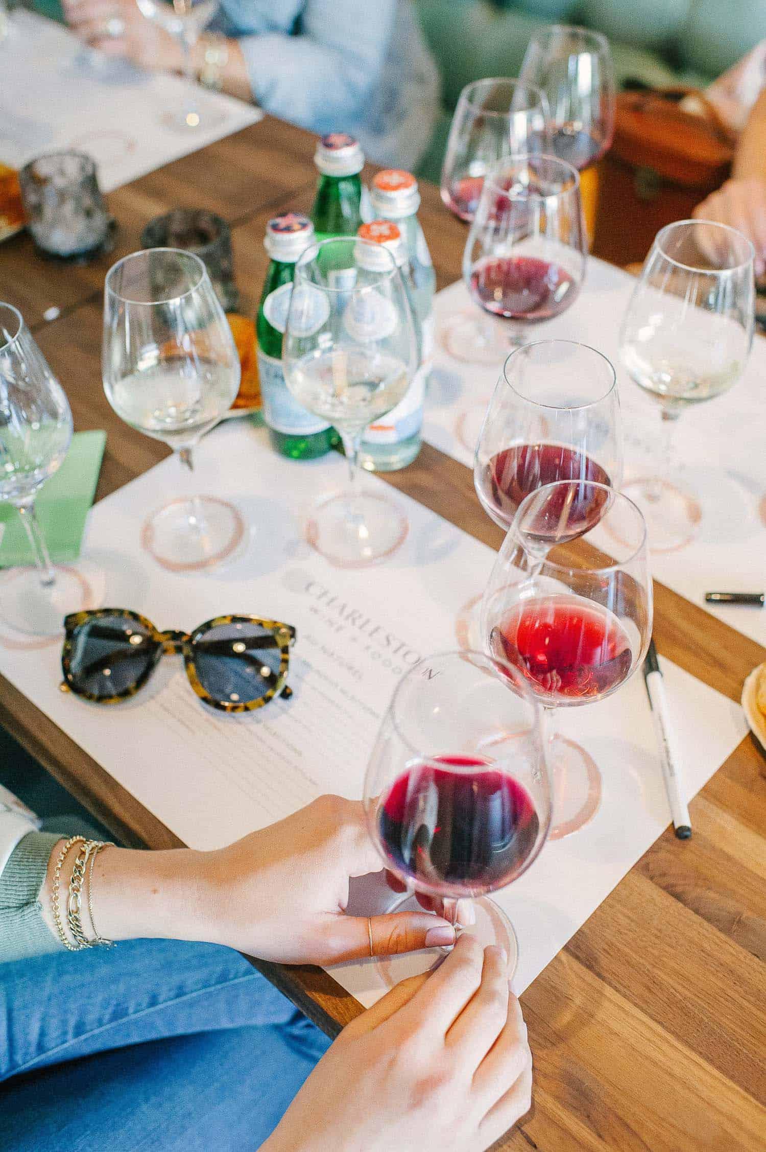 Charleston Wine + Food by My Style Vita