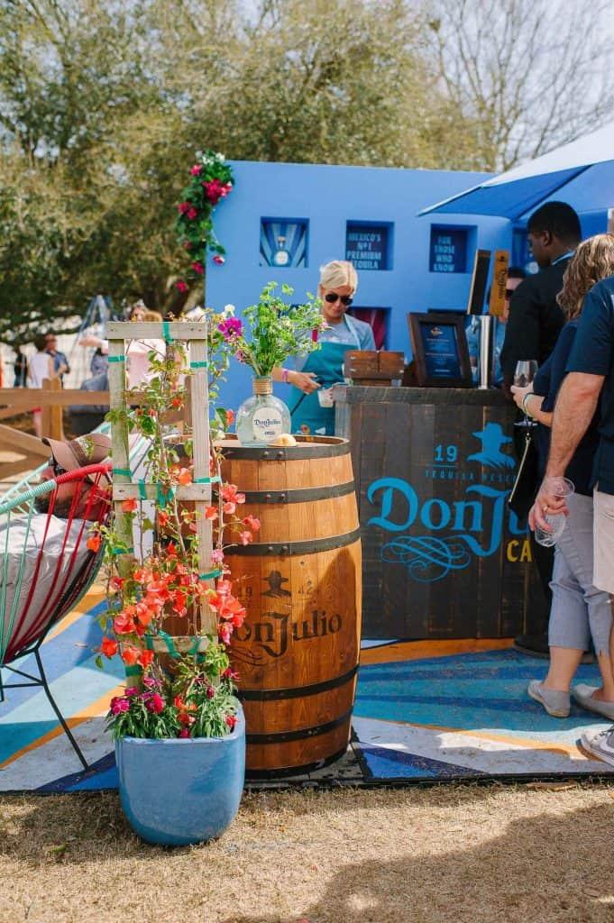 Don Julio at Charleston Wine + Food