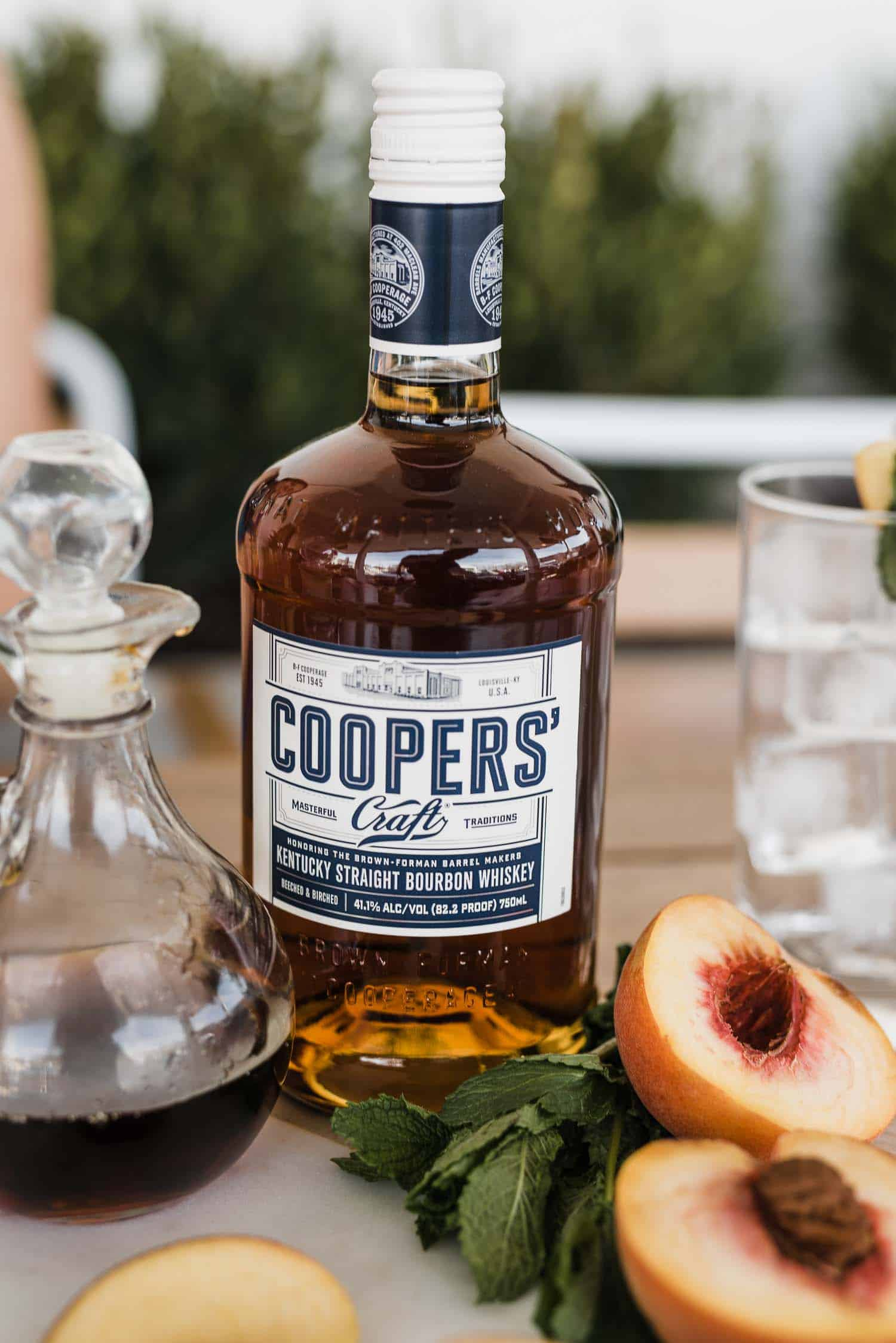 Coopers' Craft Kentucky Bourbon