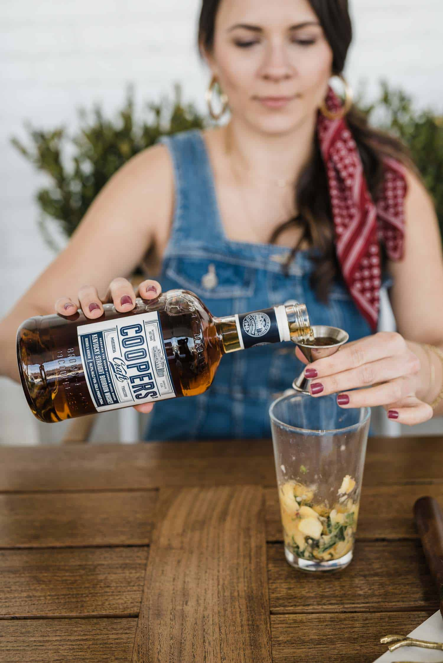 Coopers' Craft Kentucky Bourbon Cocktail