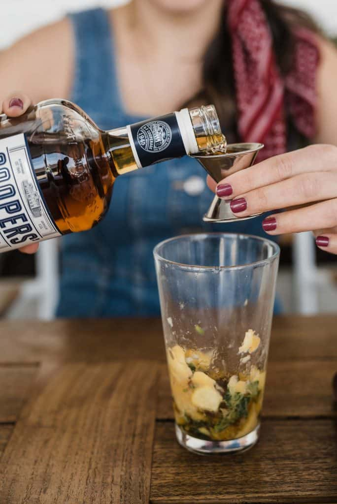 Coopers' Craft Kentucky Bourbon Cocktail Recipe