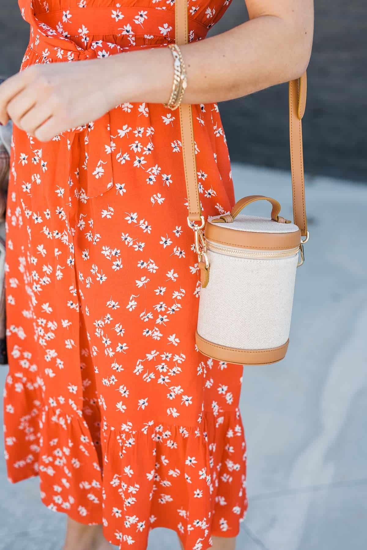 Paravel linen bag for summer