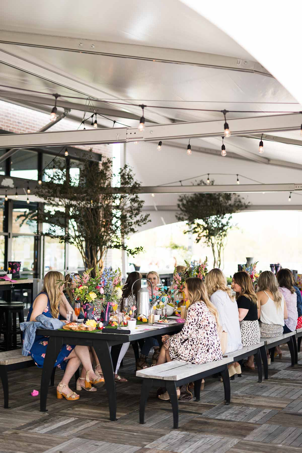Spring Tablescape Ideas with Influencers