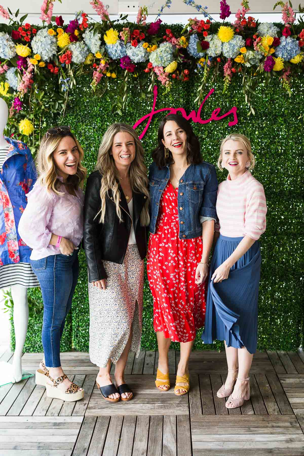 Influencers are sharing spring brunch ideas with Joules.