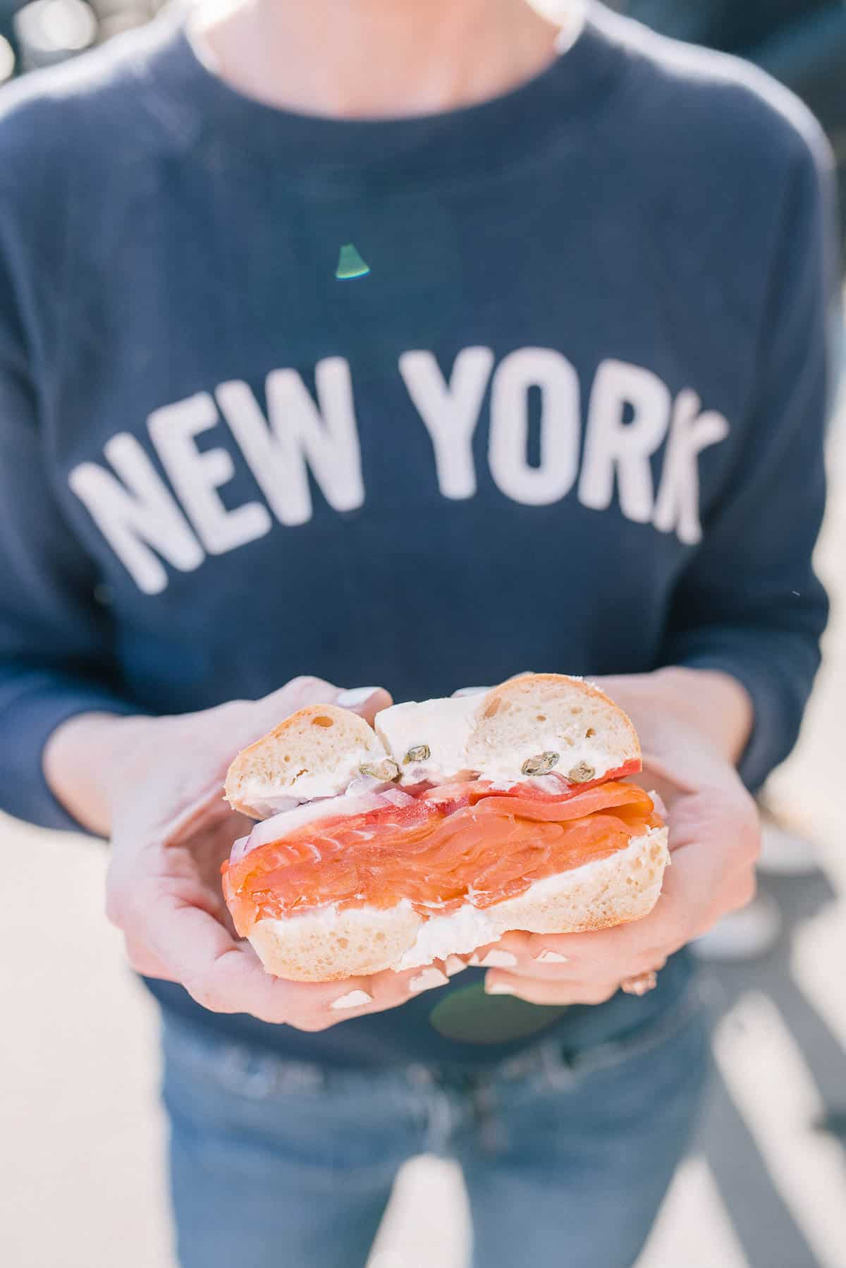 Best Places To Get A Bagel In NYC - New York City Travel Guide