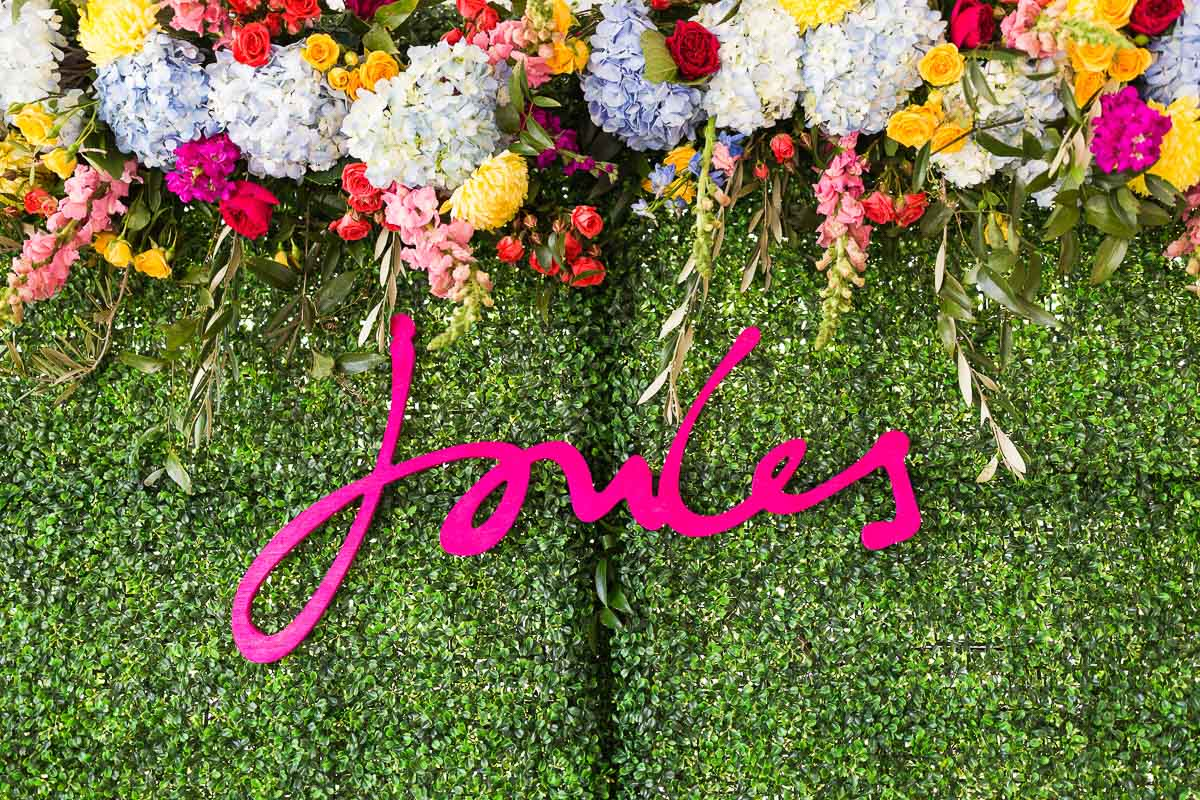 Spring brunch ideas with Joules