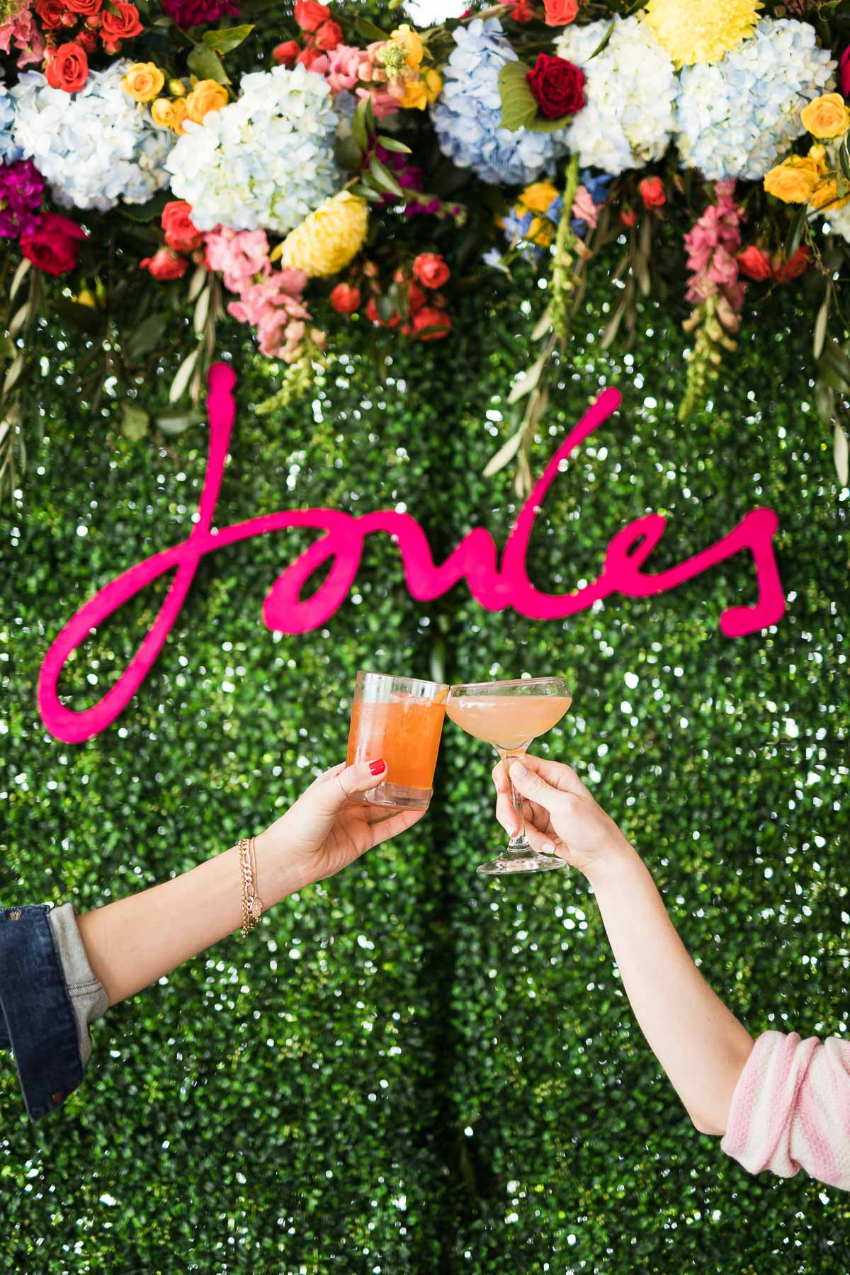 5 Ways To Host A Colorful Spring Brunch Inspired By Joules