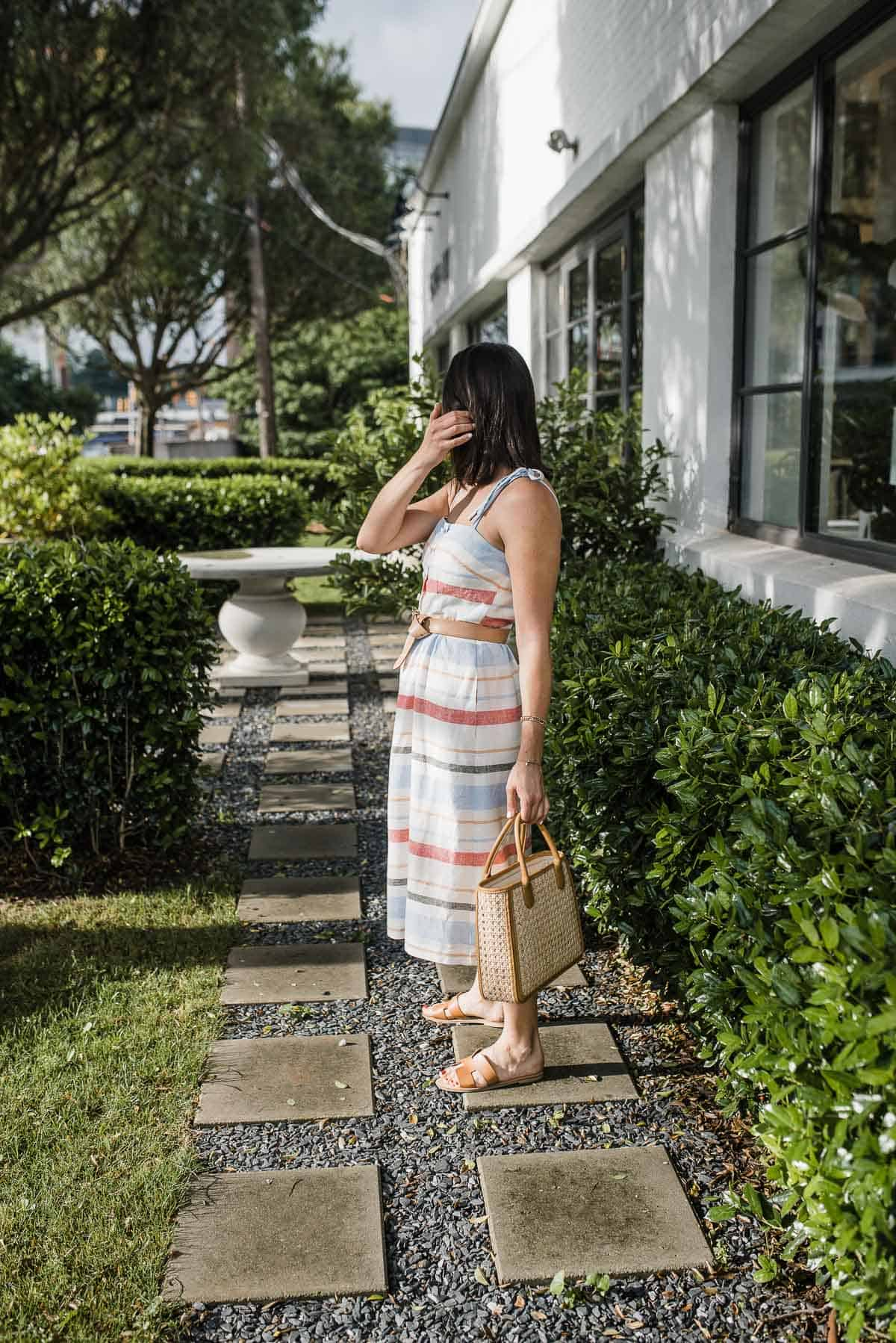 summer dress ideas, My Style Vita wearing Gal Meets Glam Collection