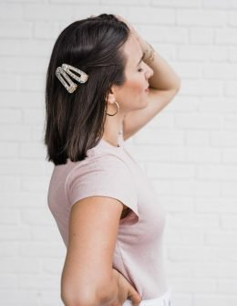 trendy hair clips