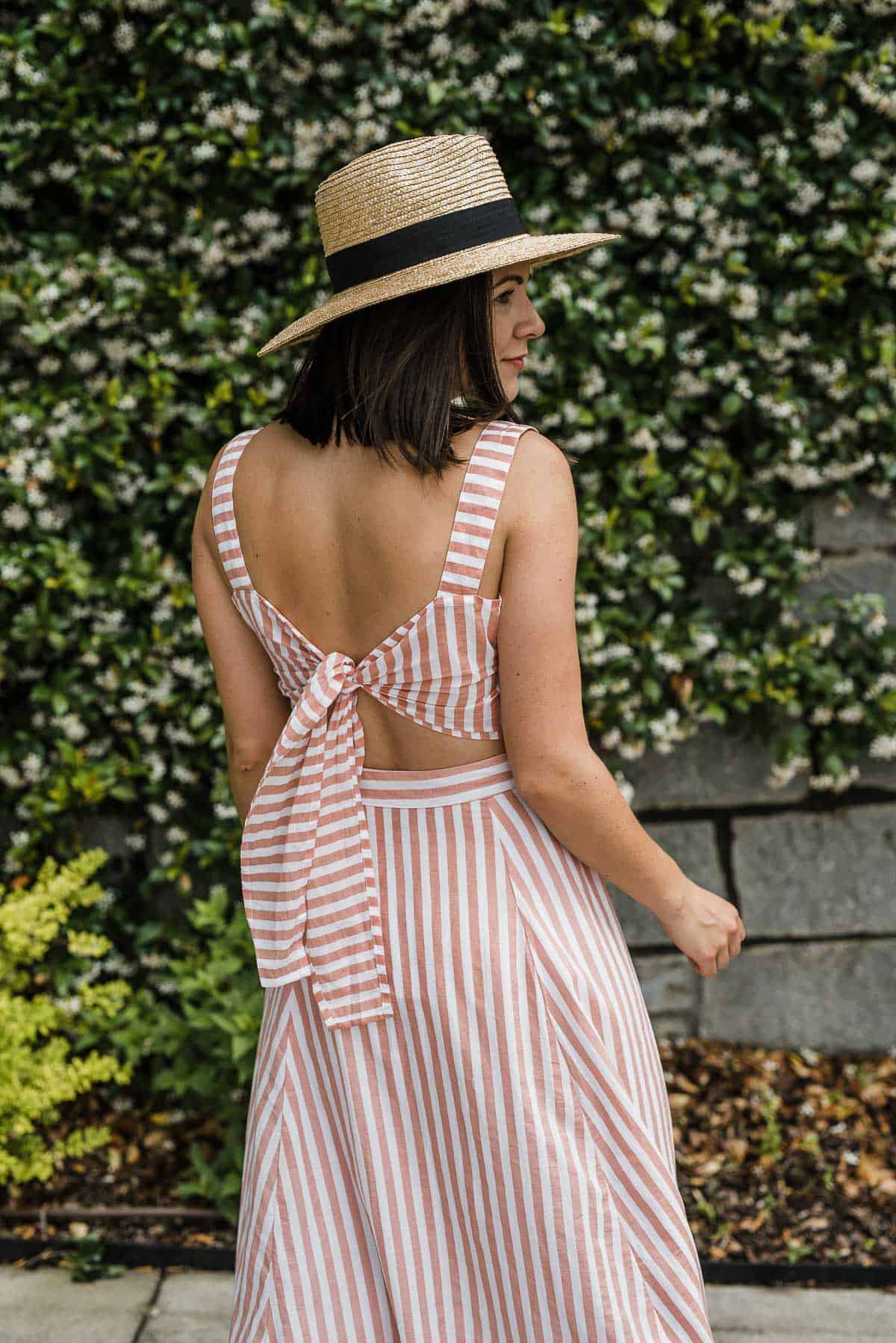 Jessica Camerata is sharing a Paddo To Palmy Sizing Review