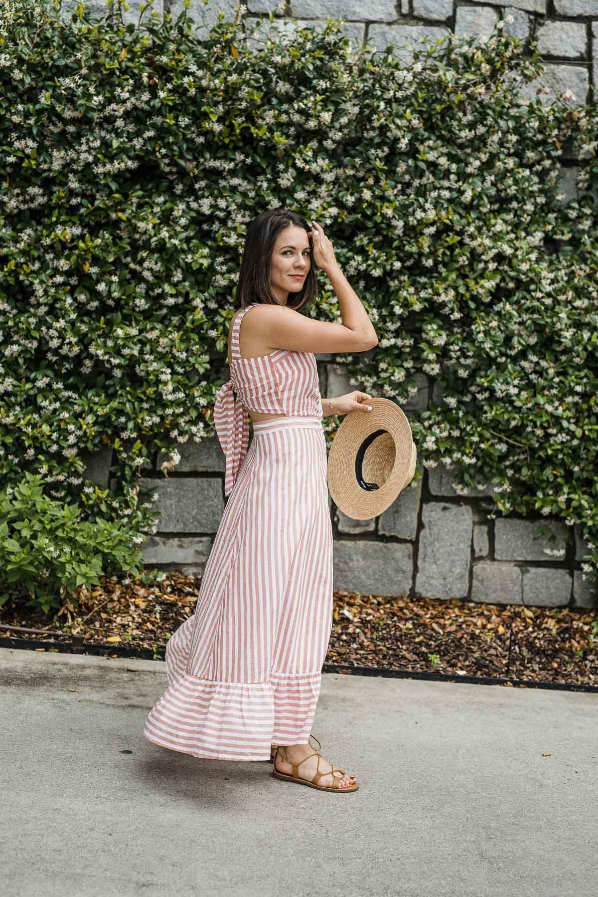 My Style Vita is wearing a Paddo To Palmy  Dress