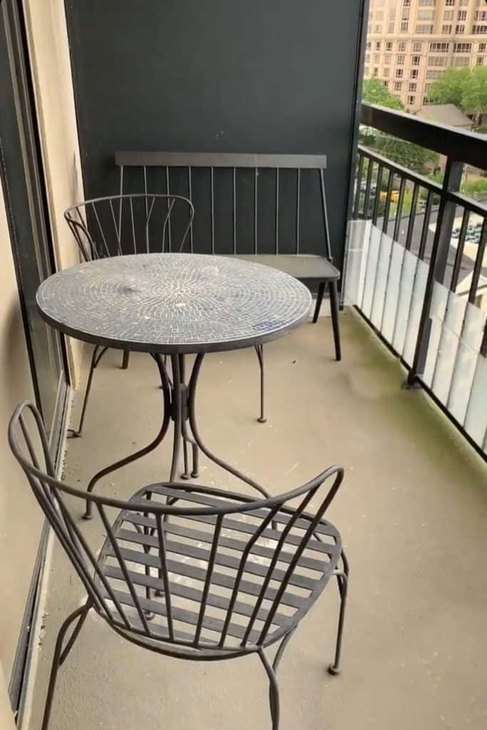 How To Decorate Your Apartment Balcony | My Style Vita