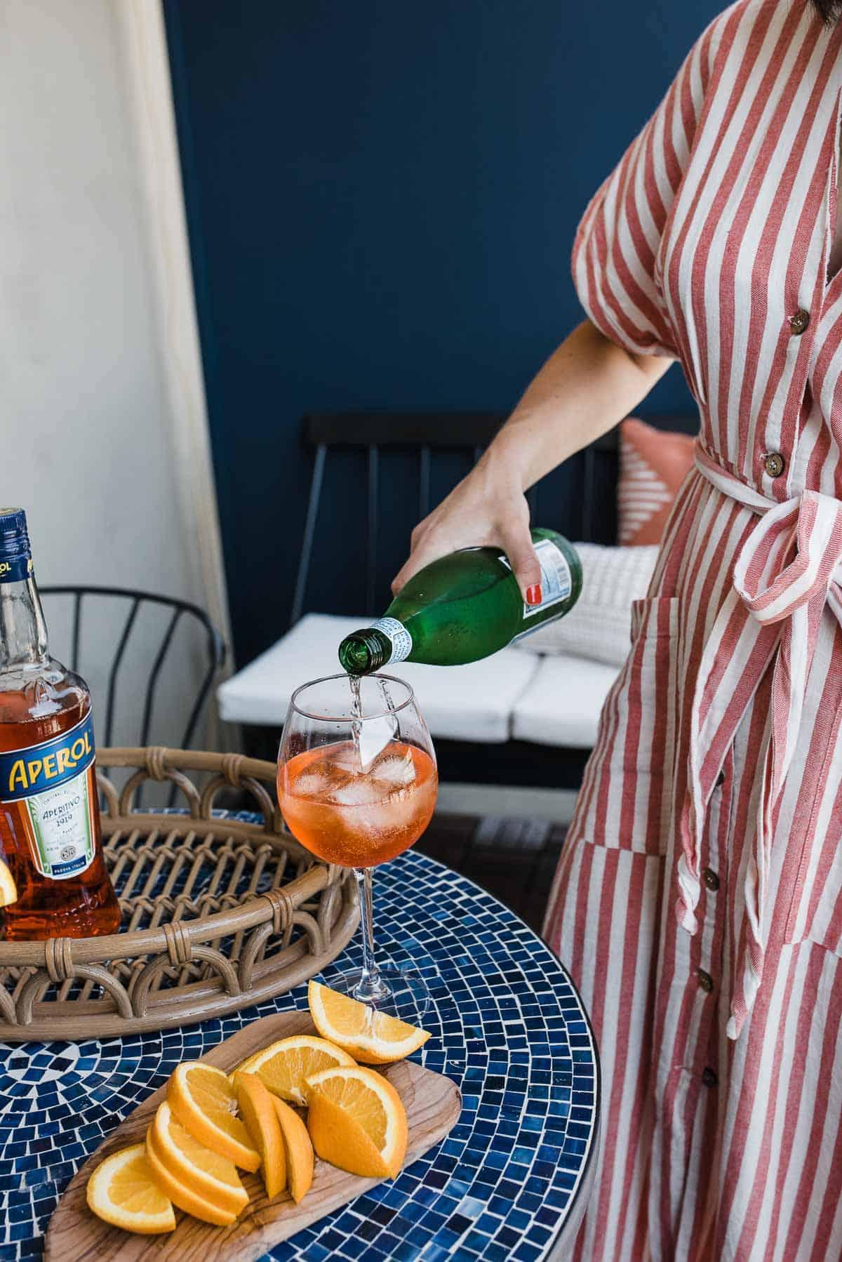 Aperol Spritz Recipe by My Style Vita