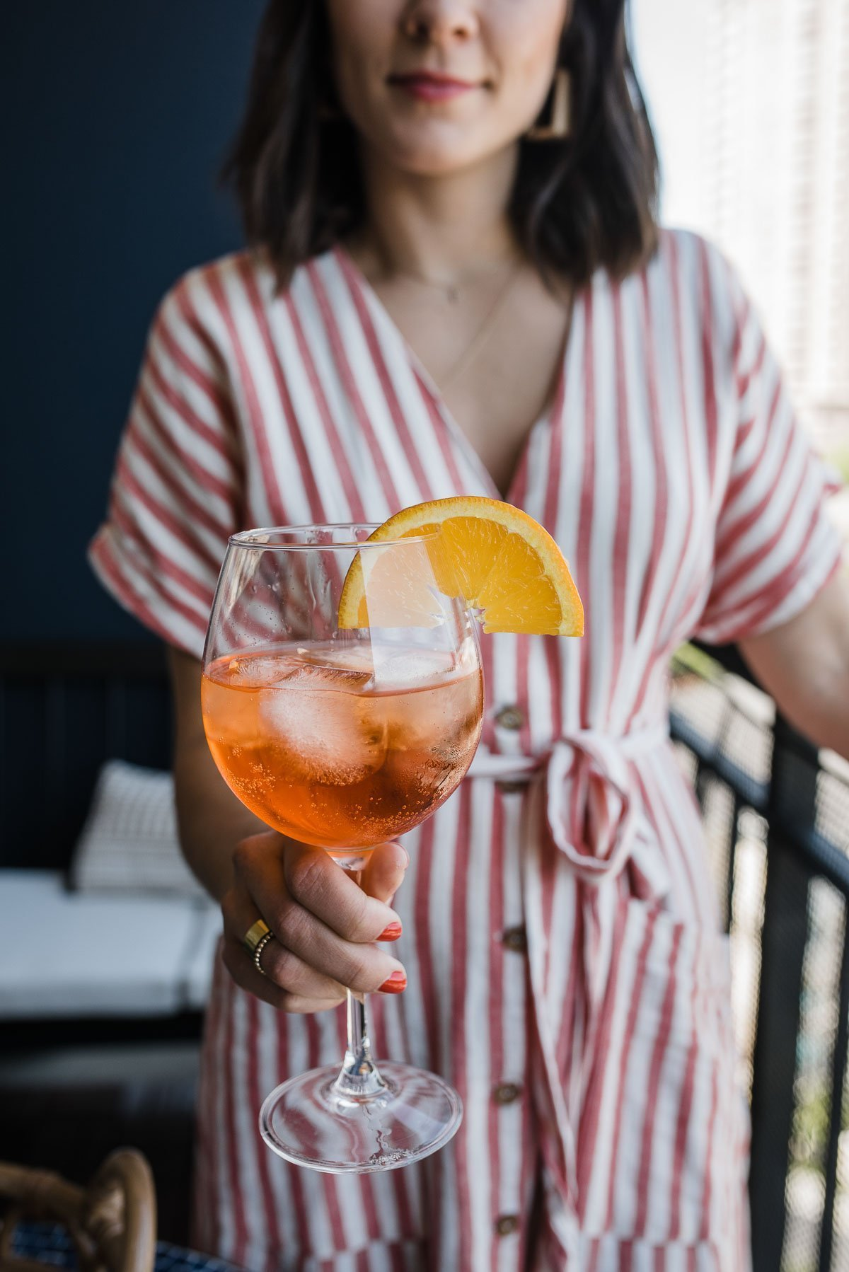 Aperol Spritz - A summertime cocktail