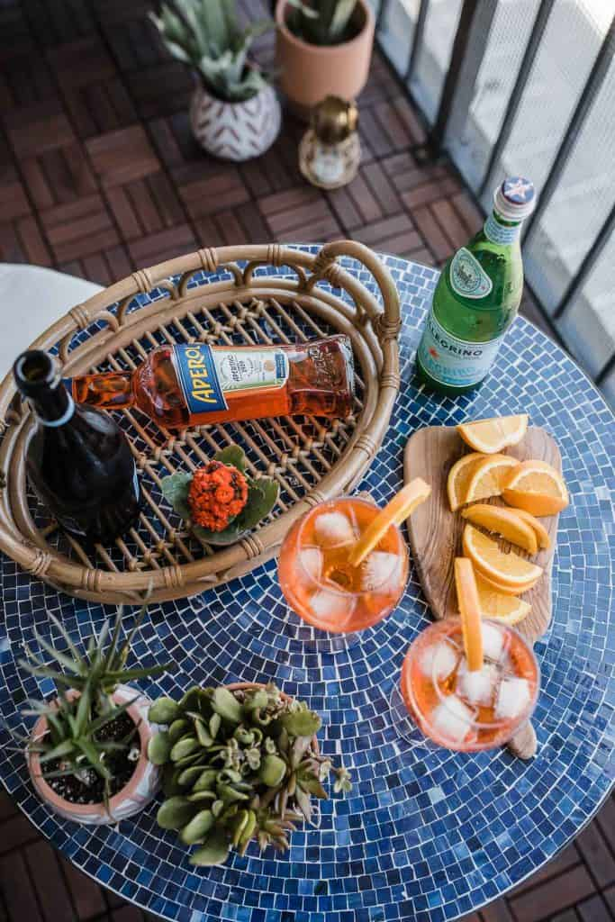 My Style Vita is sharing an Aperol Spritz Recipe