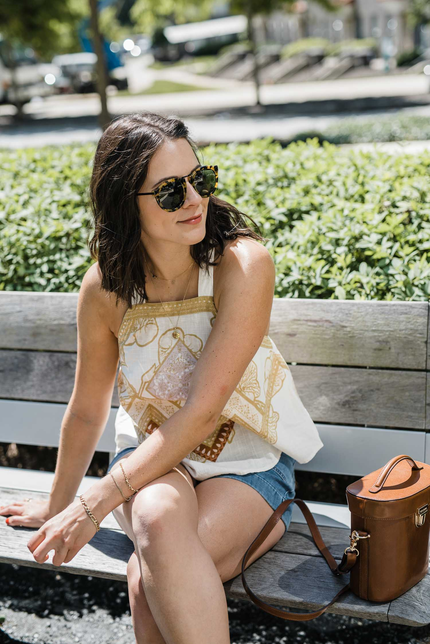Free People Tops Review on the blog
