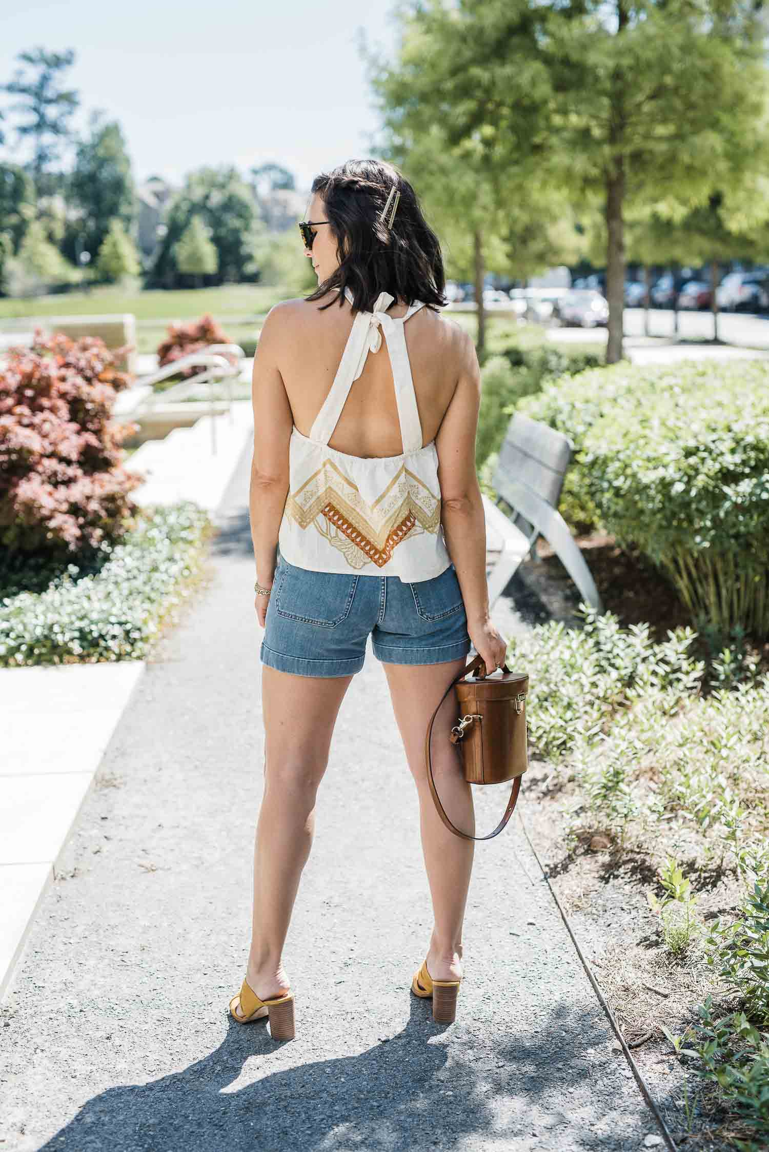 Jessica Camerata is sharing some Free People Tops