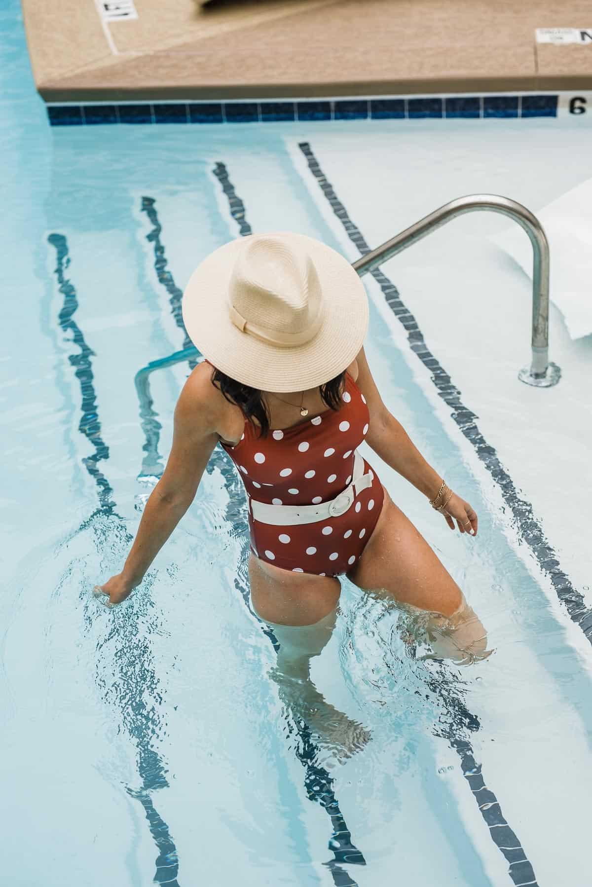 Summer hat featured