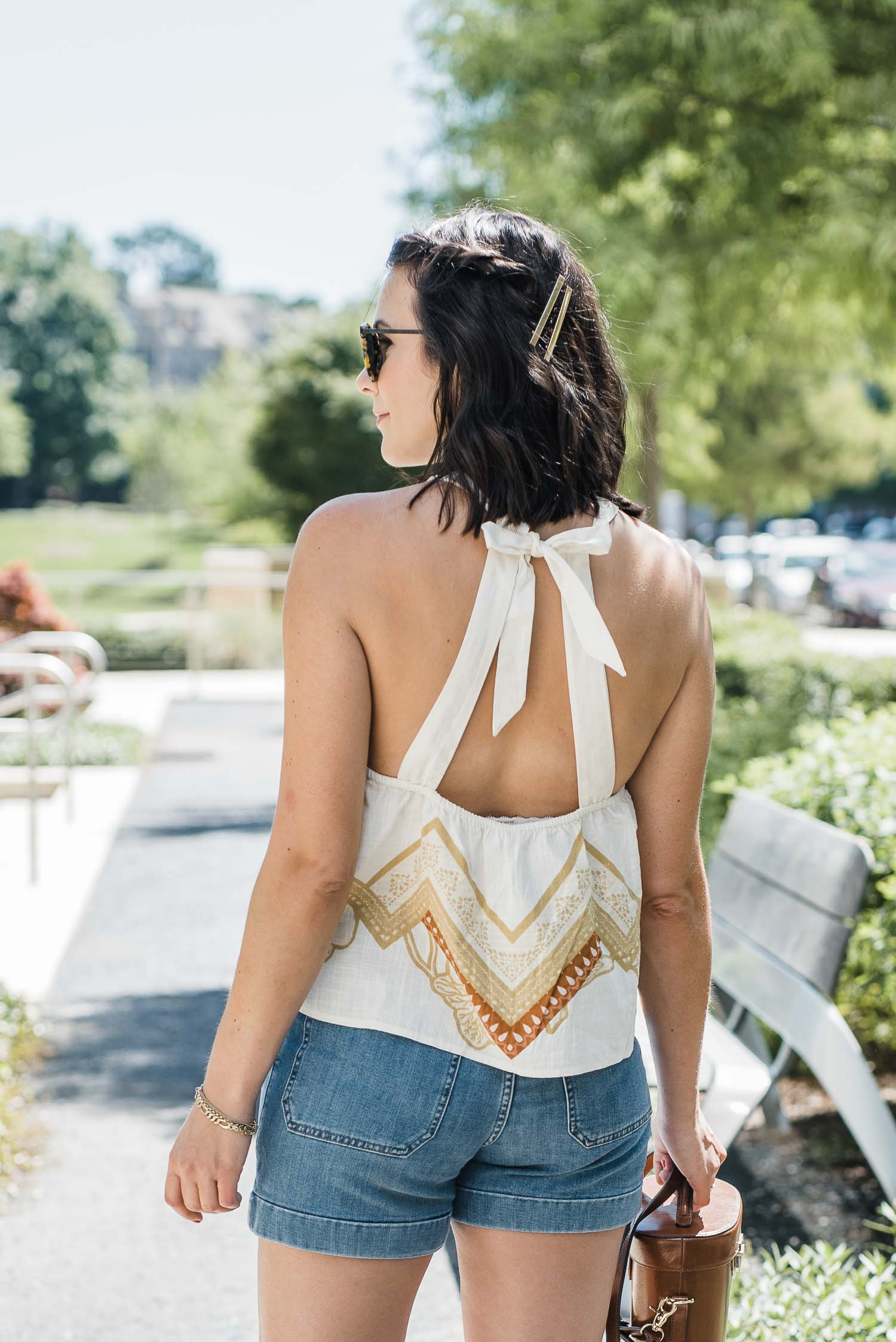 FREE PEOPLE CABANA TOP FEATURED