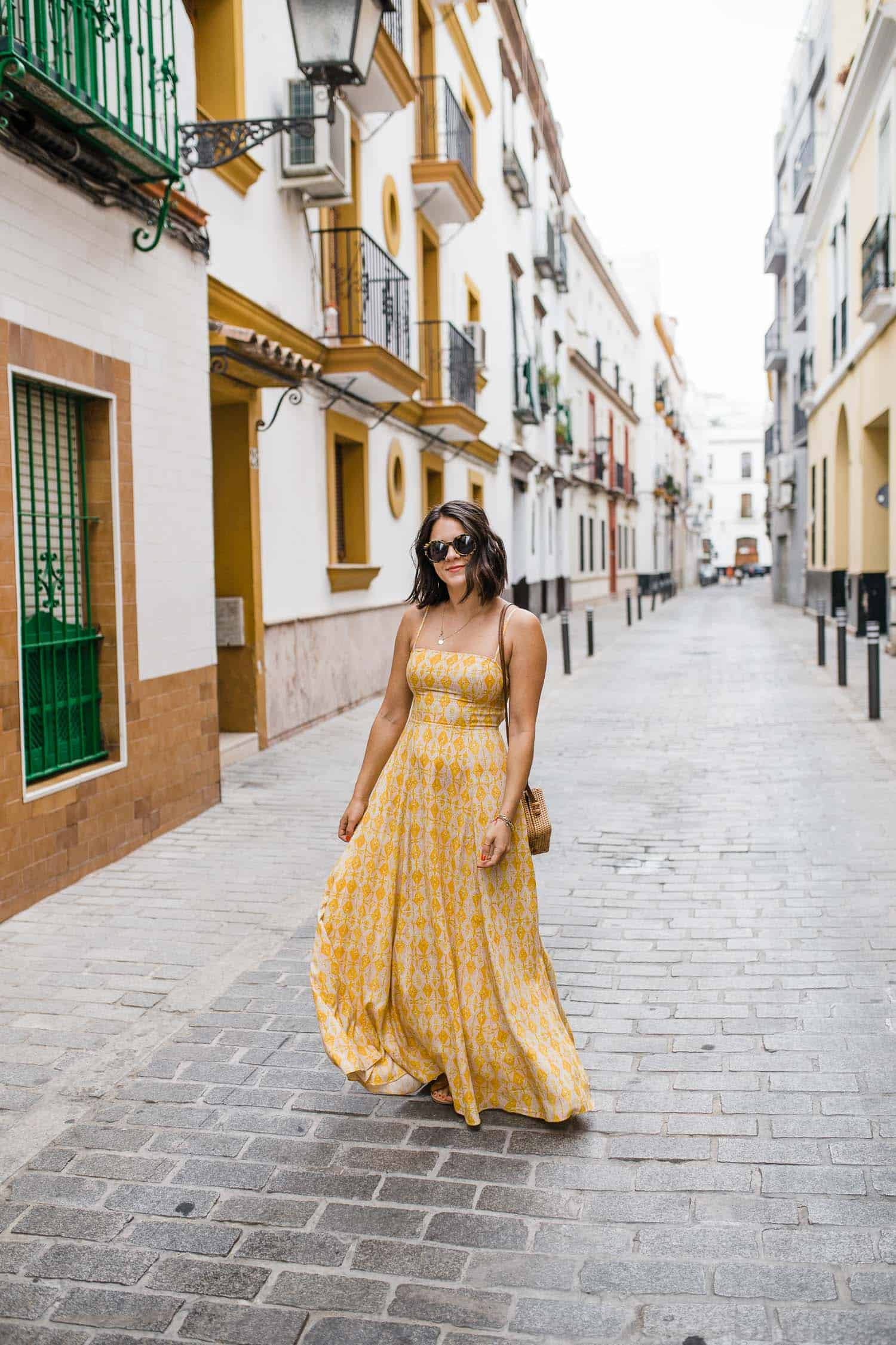 A Walk Through Seville In Free People by My Style Vita