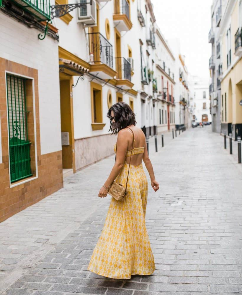 Seville In Free People