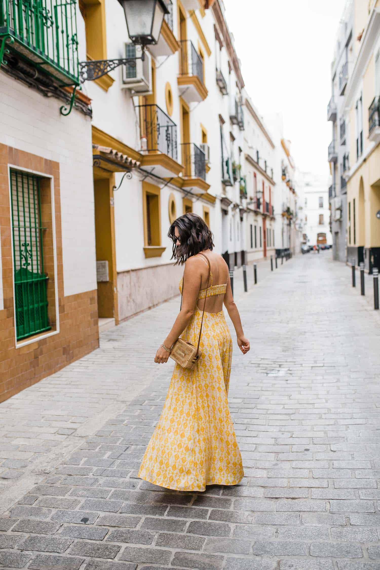 A Walk Through Seville In Free People