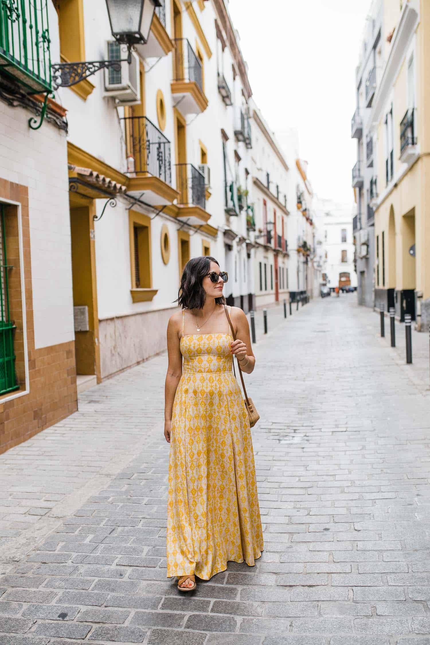 jessica models in Seville